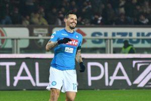 Il Napoli Batte il Torino e Torna in Testa - Hamsik Batte il Record di Maradona.