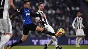 La Juventus non Riesce ad Abbattere l'Inter - I Nerazzurri Sono Ancora Primi.