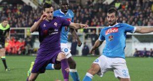 Pareggio del Napoli Contro la Fiorentina - Gli Azzurri non Conquistano il Primato.