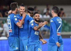 Il Napoli Vola Sempre Primo - Sarri Commenta la Squadra Azzurra.