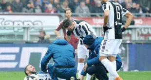 Higuain e Bernardeschi Infortunati - I Campioni della Juventus sono Caduti.