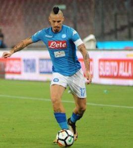 """Hamsik: """"il Napoli è Fuori dall'Europa League ma Abbiamo Dominato Noi""""."""