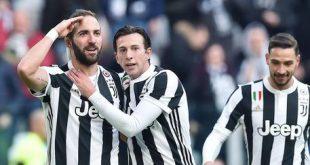 La Juve Disintegra il Sassuolo 7 a 0 - Hamsik non Teme i Bianco Neri.