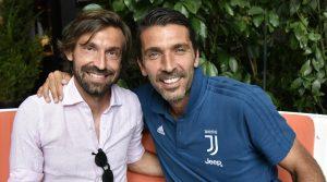 Pirlo Parla dello Scudetto - La Juventus è un Gradino Sopra al Napoli.