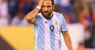 Higuain Viene Insultato Pesantemente Online - L'Argentina Distrutta dagli Spagnoli.
