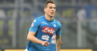 Milik Punta sui Giovani - L'Azzurro Scelto come Ambasciatore per il Torneo che lo Iniziò al Calcio.