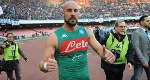 Domani Milan Napoli anche per Reina - Per il Napoli non è un Traditore.