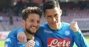 Il Napoli Non Cede al Chievo - I Tifosi Esultano al Secondo Gol.