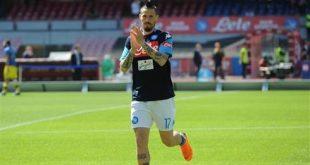 Marek Hamsik Ringrazia i Tifosi - Diawara è Soddisfatto del Risultato.