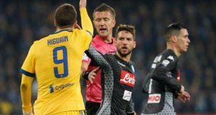 Tensione per lo Scontro tra Napoli e Juventus - Mertens e Higuain Nemici Giurati.