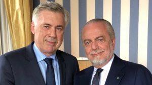De Laurentiis è Sempre Più Certo - Pensa ai Giocatori e al Nuovo Allenatore.