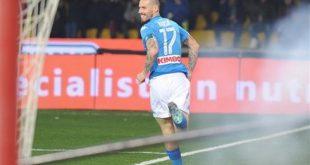 Hamsik alla Presenza 500 Contro la Sampdoria - Sarri Vuole Lasciare.