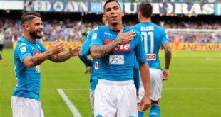 Parla l'Azzurro Allan - Sono i Tifosi del Napoli a Meritarsi lo Scudetto.
