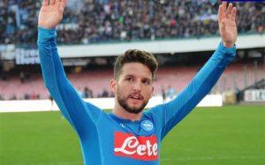 C'è Speranza che Dries Mertens Resti al Napoli - Inglese Potrebbe Partire.