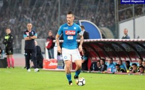 Hamsik Dona Speranza al Napoli - Gli Azzurri Potrebbero Fermare i Bianco Neri.