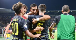 La Juventus Batte il Frosinone - Ronaldo si Vendica dell'Ingiustizia di Valencia.