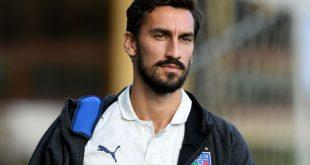 Il Calcio si Ferma - E' Morto Davide Astori, il Capitano della Fiorentina.