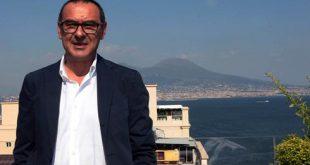 Altra Stoccata di De Laurentiis - Sarri è Solo un Impiegato del Napoli.