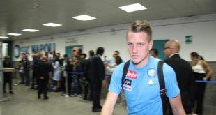 Zielinsky Vuole Rimanere al Napoli - Maradona Vuole la Panchina Azzurra.