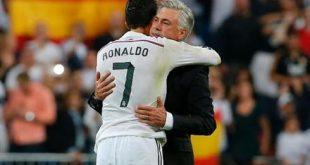 Cristiano Ronaldo Telefona ad Ancelotti - I Due Pensano già a Napoli-Juventus.